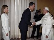 Felipe Letizia Spagna Vaticano: prima visita all'estero