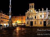 Udine, piazza Giacomo Livia Comandini