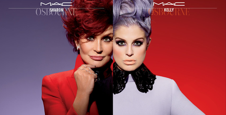 MAC Cosmetics, Sharon & Kelly Osbourne Collections - Preview