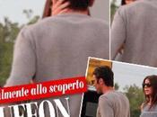 Gigi Buffon Ilaria D'Amico, foto primo bacio ***BOOM***
