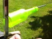 come trasformare bottiglia plastica corda