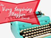 ۞PREMIO: Very Inspiring Blogger Award۞