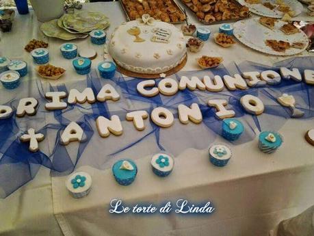 buffet prima comunione antonio - paperblog - Buffet Comunione A Casa