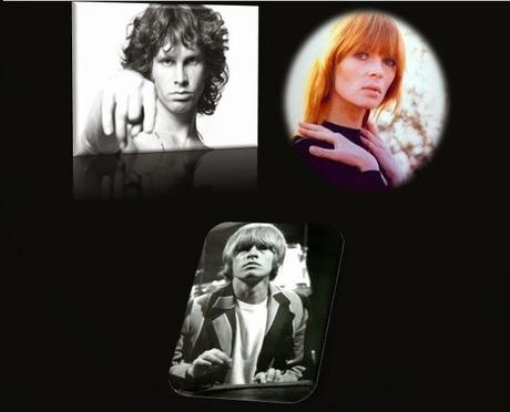 Brian Jones, Jim Morrison e... NICO