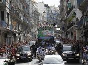L'Algeria dona premio della Coppa Mondo poveri Gaza
