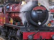 stazione Harry Potter Londra: King's Cross binario 3/4.