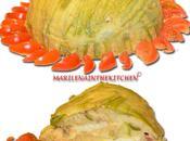 Cupola zucchine cuore parmigiano reggiano