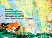 """maggio 2014, Mostra personale pittura """"Apocalisse prima dell'inizio"""" Maria Florea Museo Arte Sacra Francesco Greve Chianti"""