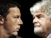 Grillo, Renzi, legge elettorale: prima vera mossa politica M5S. attesa delle prossime.