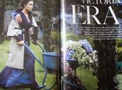 #NDM: Victoria's Era. Victoria Beckham Vogue August 2014.