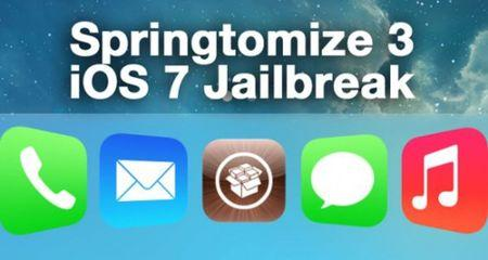 Tweak Cydia – SpringTomize 3 si aggiorna alla vers. 1.1.2-2 supportando iOS 7.1.x