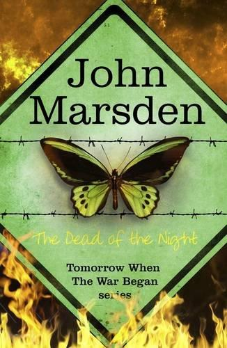 Cover of The Dead of the Night: The Tomorrow Series Book Two by John Marsden