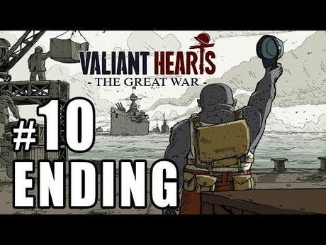 Valiant Hearts: The Great War – Video Soluzione