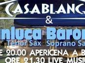 Live Music Casablanca Garden Montaione