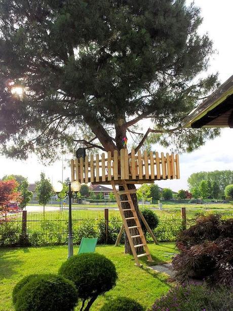 La casa sull 39 albero paperblog - Casa sull albero minecraft ...