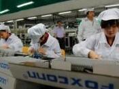 Foxconn userà robots nella linea produzione