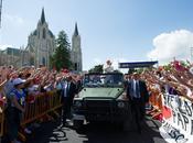 Papa Molise: giornata indimenticabile