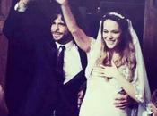 Perugia: matrimonio Laura Chiatti Marco Bocci