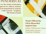 Krzysztof Penderecki: Opere Orchestrali. Musica Contemporanea