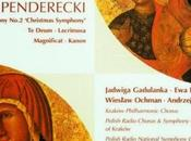 Krzysztof Penderecki: Christmas Symphony. Musica Contemporanea