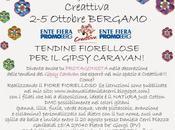 CONTEST: Tendine Fiorellose Gipsy Caravan CREATTIVA BERGAMO (2-5 ottobre 2014)