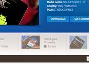 Disponibile ufficialmente Italia Android 4.4.2 Kitkat Samsung Galaxy Note Vodafone
