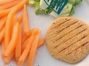 Hamburger ceci verdure (nascoste non!)