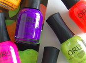 close make n°240: Orly, Baked collection summer 2014