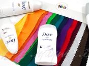 Recensione Dove deodorante Invisible Dry: testato vestiti!