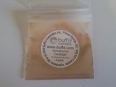 Review Buff'd Cosmetics