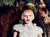 Lady GaGa Vogue Mario Testino