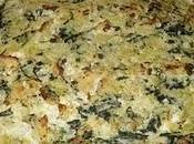 Tortino patate ricotta spinaci