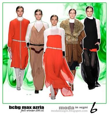 Le pagelle: BCBG MAX AZRIA FALL WINTER 2011 2012