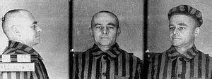 Auschwitz concentration camp photos of Witold ...