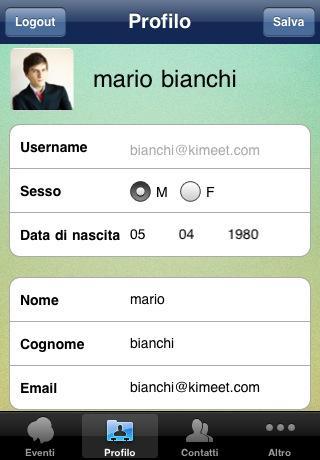 Gioco speed dating 2 in italiano