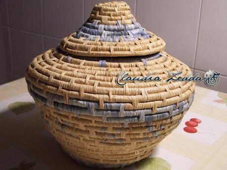 Il cestino porta uova paperblog for Porta uova