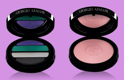 transluminence spring collection giorgio armany beauty 2