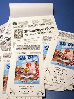 In vendita i biglietti Su e Zo per i Ponti 2011!
