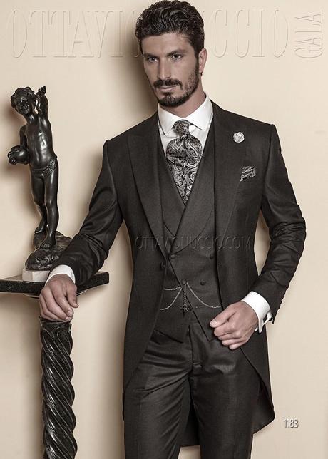 Abiti Matrimonio Uomo Milano : L eccellenza degli abiti da sposo il tight paper