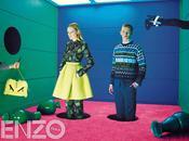 Kenzo: nuova Campagna 2014-15