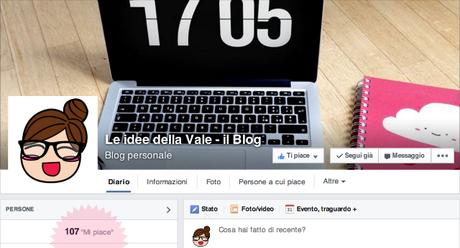 Storia di come ho fatto pace con Facebook e il nuovo Logo della Vale