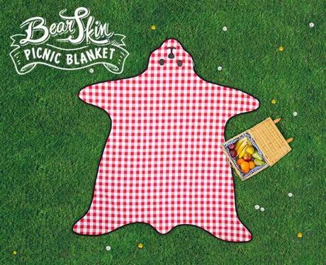 Dedicata ai piccoli la coperta bear skin per allegri for Piccoli piani di coperta