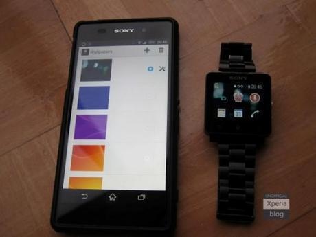 Sony SmartWatch 2 ecco gli sfondi personalizzati 2 600x450 Sony SmartWatch 2: ecco gli sfondi personalizzati news  sony smartwatch 2 sony