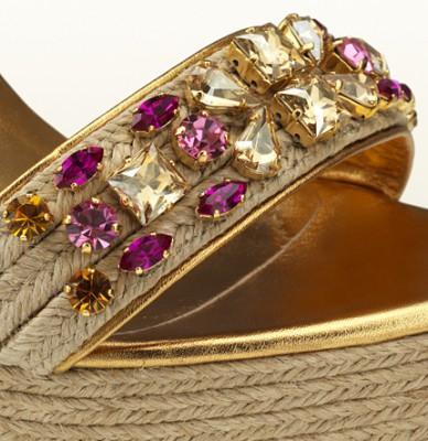 2f86f21a53 Gucci scarpe donna: le proposte della maison per l'estate - Paperblog
