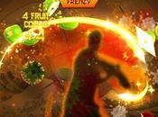 Fruit Ninja Kinect arrivo Xbox One? Notizia