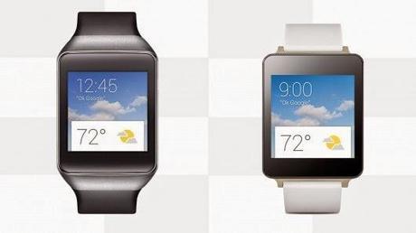 Samsung Gear Live vs LG G Watch vs Samsung Gear 2 vs ...