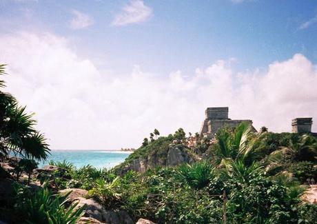 mesico_tulum_el castillo_sul mar