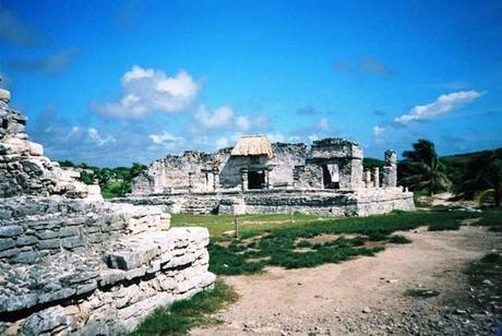mesico_tulum _zona archeologica