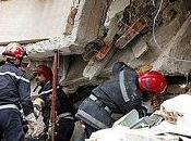 Casablanca (Marocco) scava s'indaga crollo alcune palazzine ristrutturazione