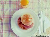 Ricetta vera colazione americana PANCAKES!
